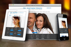 New York Facial Plastic Surgeon Launches Responsive Medical Website