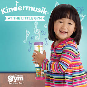 The Little Gym will offer Kindermusik classes
