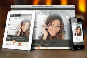 New Responsive Website Announced for West Palm Beach Plastic Surgeons