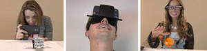 Augmented Realiity, Mobile, head mounted display, ar glasses