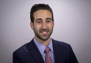 Vice President of Finance Matthew Kornberg