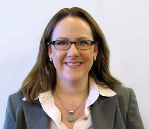 Chief Financial Officer Rebecca Hershinger