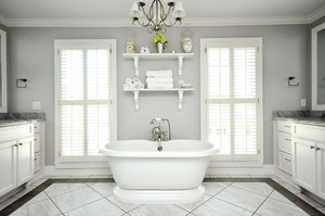 DreamMaker bathroom remodel