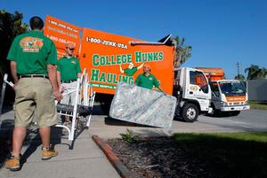 junk removal franchise and moving franchise
