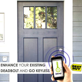 OKIDOKEYS provide convenience and flexibility in managing access to your home.