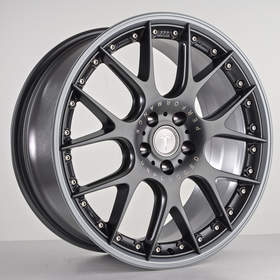 Unplugged Performance light weight and ultra rigid UP-01 wheel developed in Germany