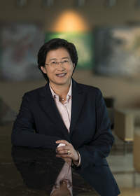 Dr. Su brings 20+ years of semiconductor industry expertise and leadership to new AMD president and CEO role