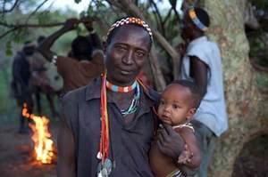 The Hadza people have lived sustainably on their land in Tanzania's Rift Valley for as long as 50,000 years. Now this survival is threatened.