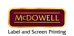 McDowell Label