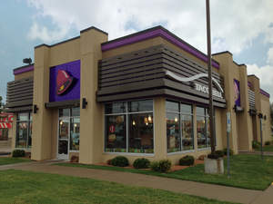 Taco Bell corporate ground leased asset Dallas - Fort Worth Metroplex