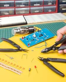 The Xuron(R) TK3500 Home Electronics Tool Kit