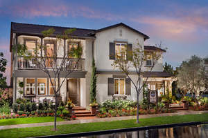 whistler, irvine new homes, new irvine homes, great park