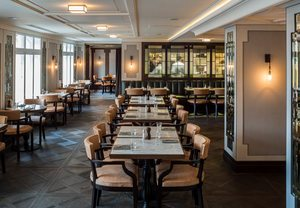 Mayfair restaurant on Park Lane