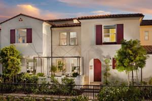agave, irvine new homes, new irvine homes, portola springs, irvine, townhomes