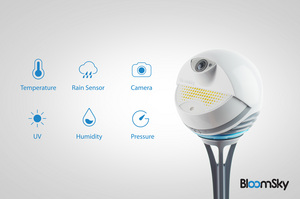 BloomSky to Give Away 10,000 Smart Personal Weather Stations