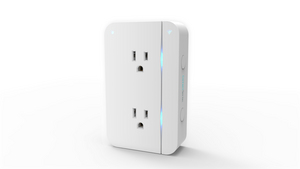 The ConnectSense Smart Outlet from Grid Connect allows users to control any device using Apple HomeKit.