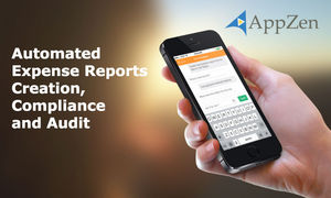 ambient expense reports creation, compliance and audit
