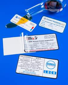 NFi Capturite(R) Self-Laminating Labels