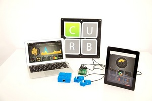 Curb hardware, software, and application interface
