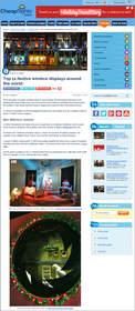 Cheapflights.com Top 11 Festive Window Displays around the World