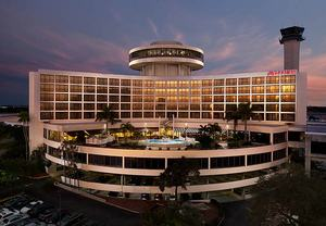 TPA airport hotels