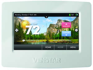Venstar ColorTouch Firmware 3.14 Update Delivers Automated Demand Response