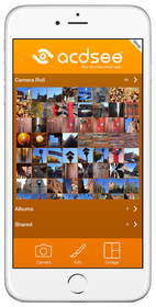 ACDSee's iPhone App