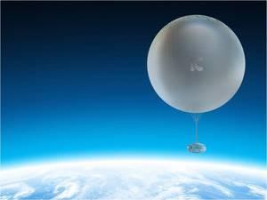 KuangChi Science Near Space Ship illustration