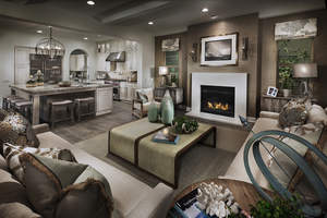 Brookfield Residential's Descanso Residence 2 at Del Sur in San Diego.