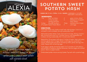 Alexia Southern Sweet Potato Blend
