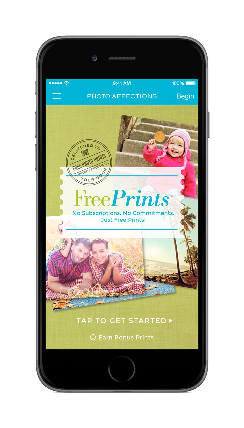 Freeprints Mobile App Optimized For Ios 8 Takes Advantage Of Apple Pay
