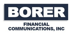 Borer Financial Communications, Inc.