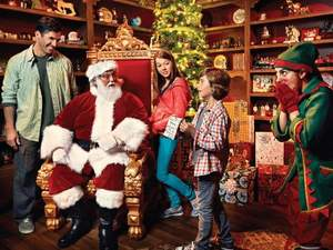 Holiday events Tampa Christmas Town