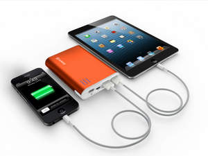 Jackery portable charger - Holiday Gifts for Travelers