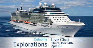 LCN Celebrity Cruise Chat