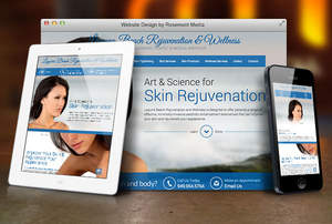 Laguna Beach Plastic Surgeon Announces New Website for His Med Spa