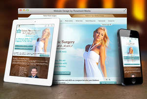 New Website Launched for Pasadena Plastic Surgeon