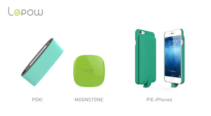 portable battery, phone charger, Lepow, Moonstone, POKI, PIE, smartphone