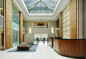 Lobby of Hotels near Excel London