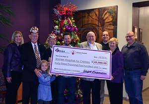 PGA TOUR,Shriners Hospitals for Children,Ryan Moore,charity