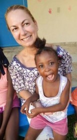 Service Trip to Haiti Allows Dr. Margarita Panajoti to Treat Orphans in Need