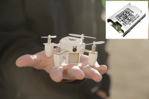 The ZANO drone and Lantronix xPico Wi-Fi Module
