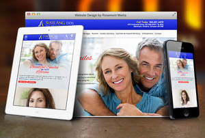 Toronto Dental Practice Launches Responsive Website