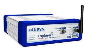 Ellisys BEX400 Bluetooth Analyzer