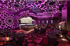Lounge at Baku hotel
