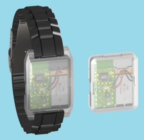 SENtrode -- first smartwatch-sized wearable development kit