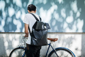 Lepow, HiSmart bag, smartbag, convertible messenger bag and backpack