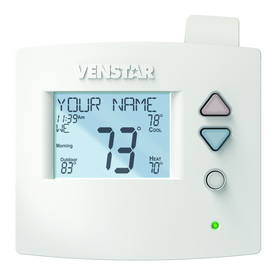 Venstar's New Voyager Residential and Commercial Thermostats Deliver the Latest in Connectivity for Indoor Climate Control