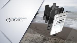 i-Blades Smart Smartphone Case