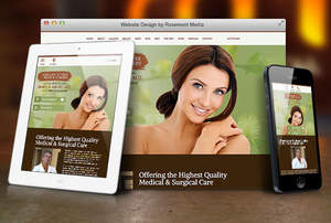 New Responsive Website Design Launched by Orlando Plastic Surgeon